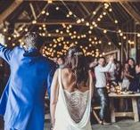 Rustic Weddings / Back to nature.  Barns, Farm's, woodlands and fields - raw natural beauty.