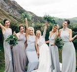 Grey Wedding Colour Palette / Grey wedding colour scheme