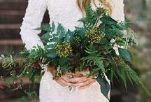 Green Wedding Colour Palette / Green wedding colour scheme
