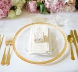Gold Wedding Colour Palette / Gold wedding colour scheme