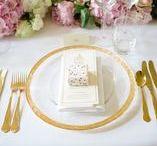 Gold Wedding Colour Palette / Gold wedding colour scheme
