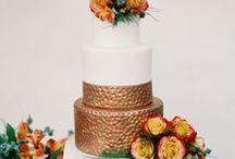 Orange Wedding Colour Palette / Orange wedding colour scheme