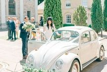 Wedding Transport / Arrive to your wedding day in style, by Car, Carriage or Horse...
