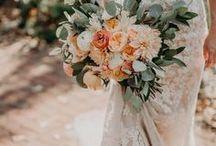Peach Wedding Colour Palette / Peach wedding colour scheme