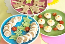 Healthy snacks for kids / Healthy snack ideas for children - from lunchbox ideas for school to yummy afternoon treats... Here we gathered our favourite snack ideas for children.