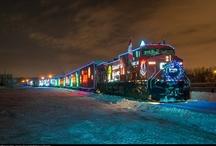 Wonderful Trains For My Son / by Debbie Fairchild