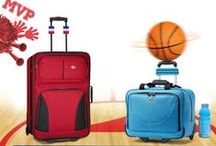 March Bagness!  / Who's ready for some March… Bagness? Each week, our trusty American Tourister collections will match up, and we'll look to YOU to decide who's going to advance. http://marchbagness.com/