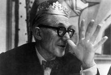 Le Corbusier , form master / by Alfonso Arango