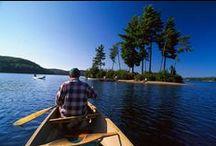 Paddling / Canoeing, kayaking etc. in Ontario Parks.