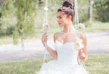 En Pointe - RMW Editorial / Ballet Inspired Wedding Décor With Images by M&J Photography