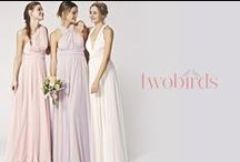 Twobirds Bridesmaid Gowns / Designer Collections | Bridesmaid Gowns | Twobirds