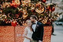 Rock My Winter Wedding / Share your festive winter wedding ideas and inspiration.