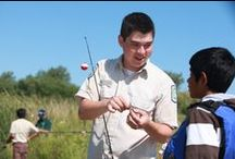 Learn to Fish / Learn to Fish at Ontario Parks!  http://www.ontarioparks.com/learntocamp/learntofish.html