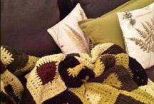 things I've done / Coisas feitas a brincar ao crochet e à costura