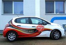 ris reklamy Kołobrzeg oklejanie pojazdów / zdjęcia pojazdów oklejonych przez nas