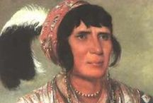 """☼♥♥♥♥☼OSCEOLA☼♥♥♥♥☼ / """"We must keep this land for the generations who follow our path in the coming years. Fight hard! We must never go on that trail of tears...We can no longer run for there is no place to go. We must persevere for we are Seminole! They have their guns and so do we. They fight for greed, we fight to be free..."""" (poetry of Moses Jumper,Jr.;Seminole Tribe of Florida)"""