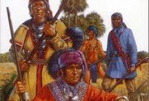 Native People of Florida. Fine Art