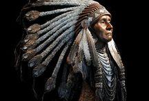 Sculpture: Native Americans
