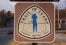 Choctaw, Chickasaw, Cherokee / non generokee board!