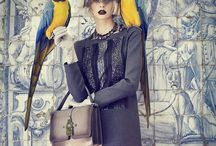 Fashion & birds