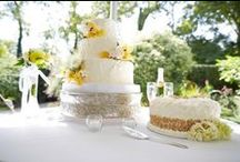 Wedding Cakes / Some of our favorite Adrienne & Co. wedding cakes!