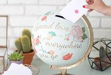 Wedding Cards & Guest Books / There are so many ideas to get your guests to ask your guests to leave you a little message on your wedding day & here is a board full of our favourite ideas.