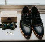Grooms Accessories / From socks, shoes, braces, cufflinks & ties; men love their accessories too.