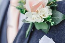Buttonhole / Boutonniere / Delicious buttonholes /  Boutonniere's for Grooms, Ushers, Best Men, Mother of the Bride, Father of the Bride....
