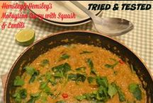 Blog: Tried&Tested Recipes / Tried and tested recipes from well Known chefs and food writers