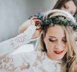 Flower Crowns / The prettiest flowers crown   Flower Crown, Flower Halos, Floral crown, Floral halo, floral headpiece