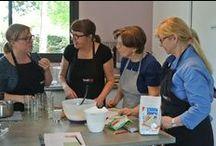 Nos ateliers - Sur le goût de la langue française / Cuisine, langue et culture française