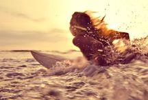 Boardin' Sports / Skateboarding, surfing, sports. Things I would love to do! / by Shyrrelle Lee