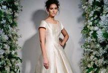 Stewart Parvin Bridal Gowns