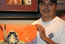 Navajo Artists. Fine Art
