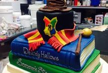 Harry Potter Cakes