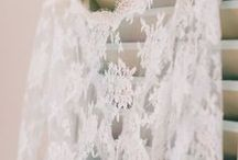 Lace Wedding Inspiration / Lace Wedding Dresses | Lace Wedding Decor | Lace Wedding Ideas | Lace | Vintage Lace | Antique Lace |