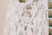 Lace Wedding Inspiration / Lace Wedding Dresses | Lace Wedding Decor | Lace Wedding Ideas | Lace | Vintage Lace | Antique Lace |