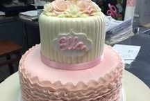 First Communion & Baptism Cakes