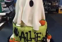 Halloween/Spooky Cakes