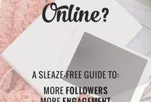 Blogging Tips & Ideas / Blogging tips, blogging advice, blogging ideas,