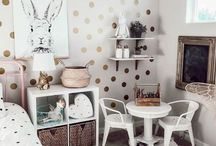Quirky Girls Room