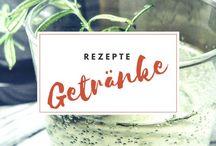 Rezepte | Getränke, Mocktails & Cocktails
