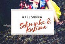 Halloween | Schminke & Kostüme / Alles zum Thema Halloween – Schminke, Kostüme, gruslige Schminktipps und Verkleidungen. Halloween Verkleidungen und Halloween Ideen für dein grusliges Halloween Kostüm.