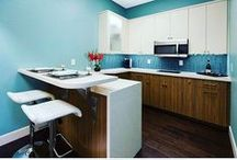 Kitchenettes, Pantries and More / Kitchenettes, Pantries and More from Valet Custom Cabinets & Closets!
