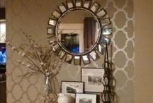 Decorative Painting / Faux Finishes and Decorative Painting - home decorating ideas for the DIY