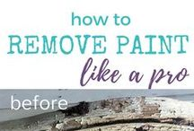 Painting Tips & Tricks / Time saving Painting Tips for the DIY who wants to decorate their home with furniture, decorative painting, faux finish, etc. ! Great for budgets