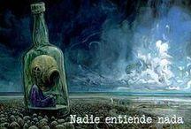 Ilustracion / by Pablo García Soto