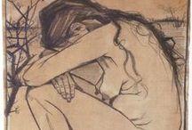 Vinzent Van Gogh - Disegni