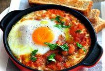 Veggies/Eggs