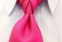 Amazing tie knots / My experience with tying a tie.